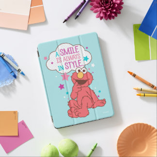 Elmo | A Smile is Always in Style iPad Air Cover