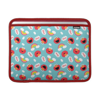 Elmo and Rainbows Pattern Sleeve For MacBook Air
