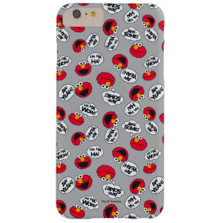 Elmo   Aw Yeah, Awesome Pattern Barely There iPhone 6 Plus Case