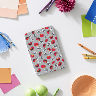 Elmo | Aw Yeah, Awesome Pattern iPad Mini Cover