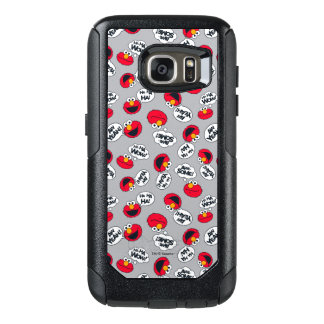 Elmo | Aw Yeah, Awesome Pattern OtterBox Samsung Galaxy S7 Case