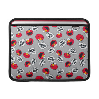 Elmo | Aw Yeah, Awesome Pattern Sleeve For MacBook Air