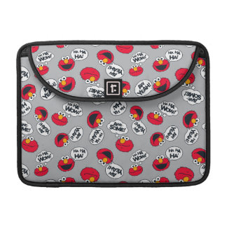 Elmo | Aw Yeah, Awesome Pattern Sleeve For MacBooks