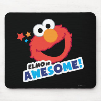 Elmo Awesome Mouse Pad