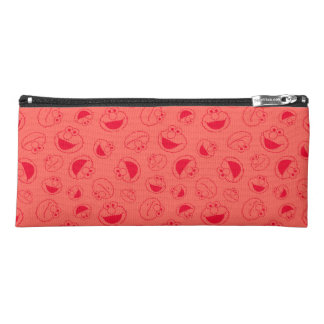 Elmo | Awesome Red Pattern Pencil Case