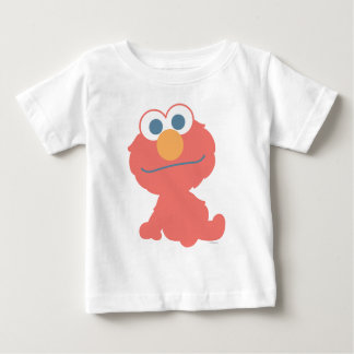 Elmo Baby Sitting Baby T-Shirt