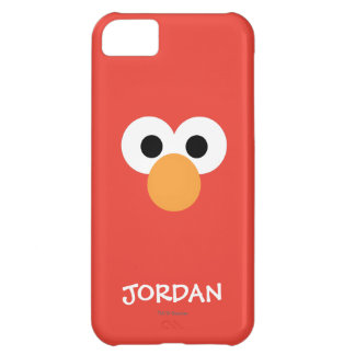 Elmo Big Face | Add Your Name Cover For iPhone 5C