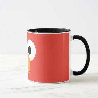 Elmo Big Face Mug