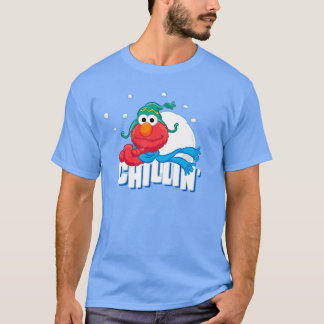 Elmo Chillin' T-Shirt