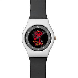 Elmo | Do the Happy Dance Wristwatches