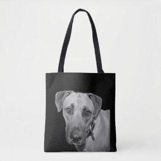 Elmo Dog Face Bag