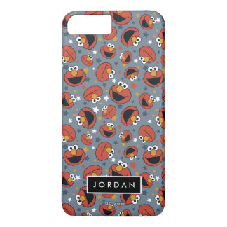 Elmo | Elmo Rules Star Pattern | Add Your Name Case-Mate iPhone Case