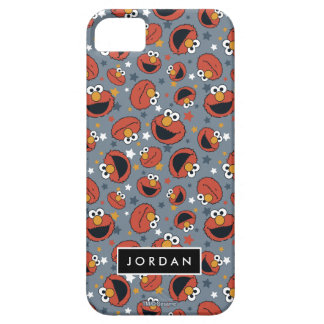 Elmo | Elmo Rules Star Pattern | Add Your Name iPhone 5 Cover