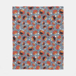 Elmo | Elmo Rules Star Pattern Fleece Blanket