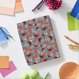 Elmo | Elmo Rules Star Pattern iPad Cover