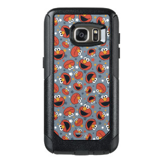 Elmo | Elmo Rules Star Pattern OtterBox Samsung Galaxy S7 Case