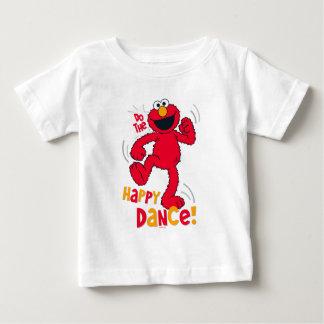 Elmo | font la danse heureuse t-shirt pour bébé