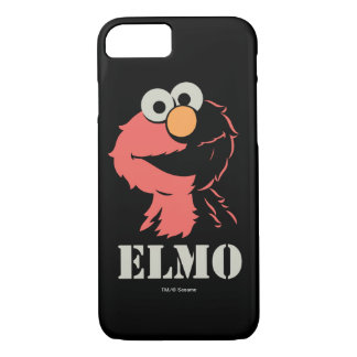 Elmo Half iPhone 8/7 Case