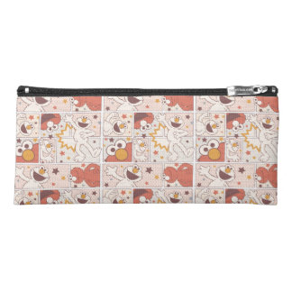 Elmo | Happy Little Monster Comic Pattern Pencil Case