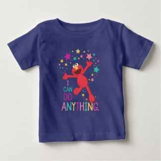 Elmo | I Can Do Anything Baby T-Shirt