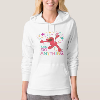 Elmo   I Can Do Anything Hoodie