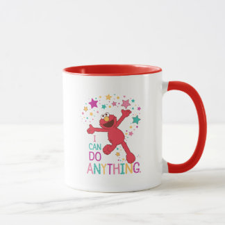 Elmo | I Can Do Anything Mug