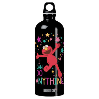 Elmo | I Can Do Anything Water Bottle