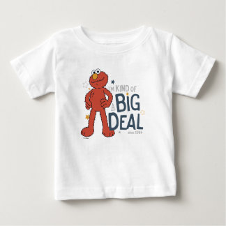 Elmo | I'm Kind of a Big Deal Baby T-Shirt