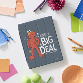 Elmo | I'm Kind of a Big Deal iPad Cover