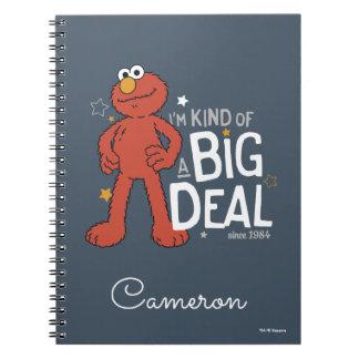 Elmo | I'm Kind of a Big Deal Notebook