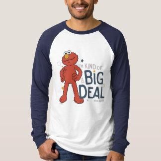 Elmo | I'm Kind of a Big Deal T-Shirt