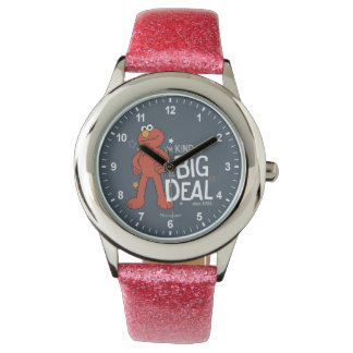 Elmo | I'm Kind of a Big Deal Wrist Watches