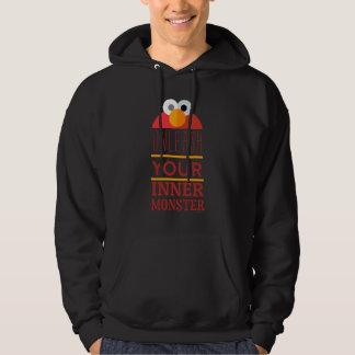 Elmo Inner Monster Hoodie