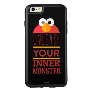 Elmo Inner Monster OtterBox iPhone 6/6s Plus Case