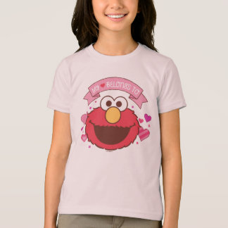Elmo | My Heart Belongs To Elmo T-Shirt