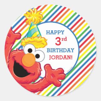 Birthday Stickers, Birthday Custom Sticker Designs