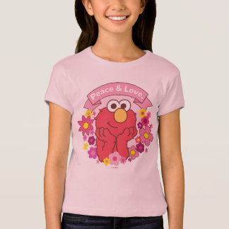 Elmo | Peace & Love T-Shirt