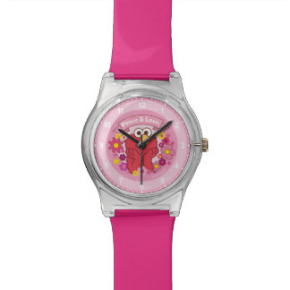 Elmo | Peace & Love Watches