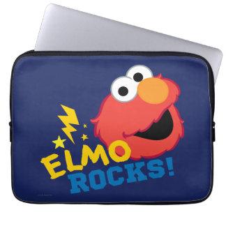Elmo Rocks Laptop Sleeve