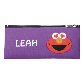 Elmo Smiling Face | Add Your Name Pencil Case