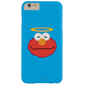 Elmo Smiling Face with Halo Barely There iPhone 6 Plus Case