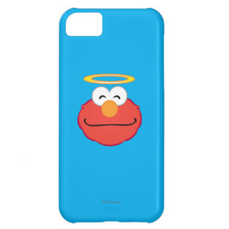 Elmo Smiling Face with Halo iPhone 5C Cases