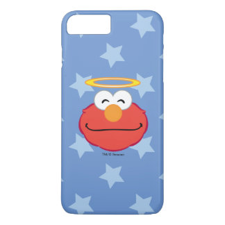 Elmo Smiling Face with Halo iPhone 7 Plus Case
