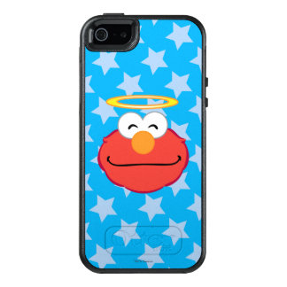 Elmo Smiling Face with Halo OtterBox iPhone 5/5s/SE Case