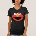 Elmo Smiling Face with Heart-Shaped Eyes T-Shirt