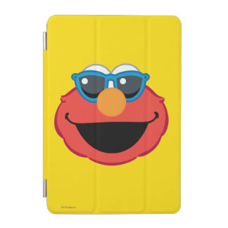 Elmo  Smiling Face with Sunglasses iPad Mini Cover