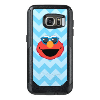 Elmo  Smiling Face with Sunglasses OtterBox Samsung Galaxy S7 Case