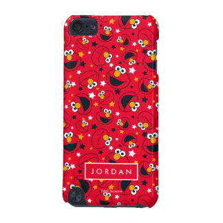 Elmo   So Silly Star Pattern   Add Your Name iPod Touch (5th Generation) Cover