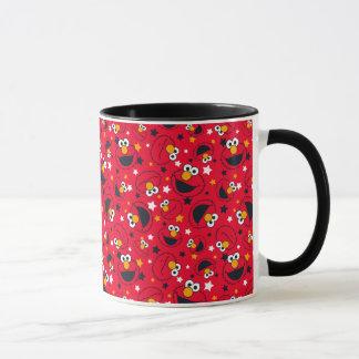 Elmo | So Silly Star Pattern Mug