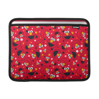 Elmo | So Silly Star Pattern Sleeve For MacBook Air